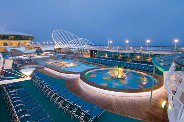 Enchantment Of The Seas Cruise Ship Photos Schedule