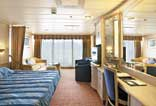 Balcony Stateroom Guarantee