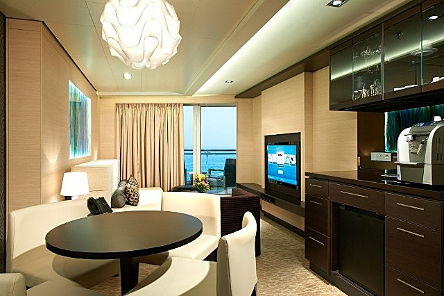 Four Bedroom Family Balcony Suite