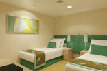 Cloud 9 Spa Interior Stateroom