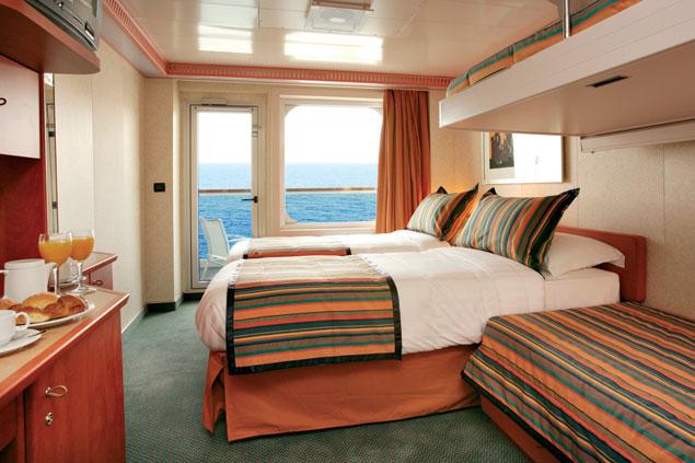 Costa fascinosa cruise ship photos schedule for Cheap cruise balcony rooms