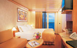 Balcony Staterooms (obstructed views)