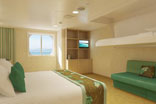 Cloud 9 Spa Oceanview Stateroom