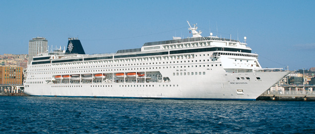 MSC Sinfonia Cruise Ship Photos Schedule amp Itineraries