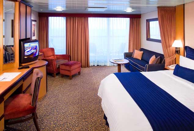 Serenade of the seas cruise ship photos schedule for Cheap cruise balcony rooms
