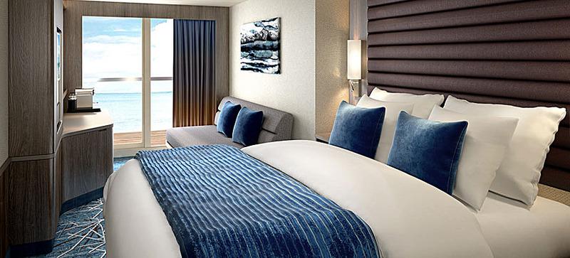 Norwegian bliss cruise ship photos schedule for Cheap cruise balcony rooms
