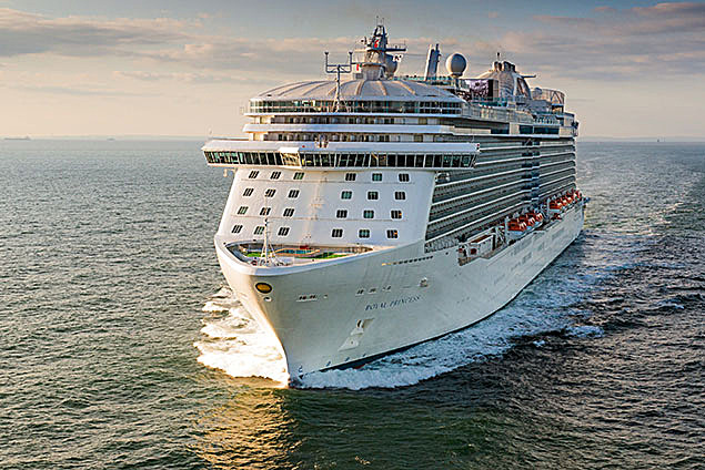 Royal Princess  Cruise Ship Photos Schedule