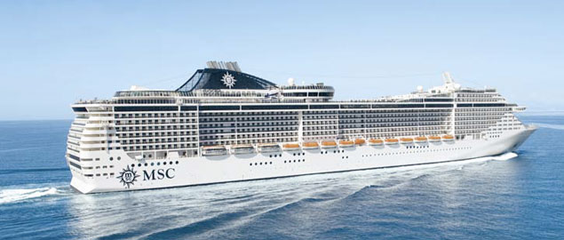 Msc Divina Cruise Ship Photos Schedule Amp Itineraries