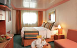 Outside Stateroom with Window