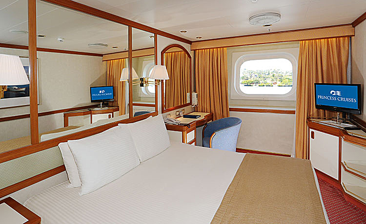 Sea Princess Cruise Ship Photos Schedule Amp Itineraries
