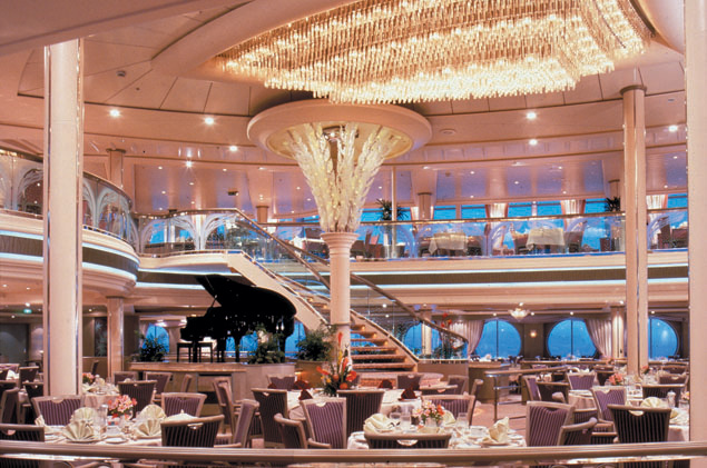 Where Is Grand Dining Room On Anthem Of The Seas
