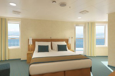 Premium Vista Balcony Stateroom