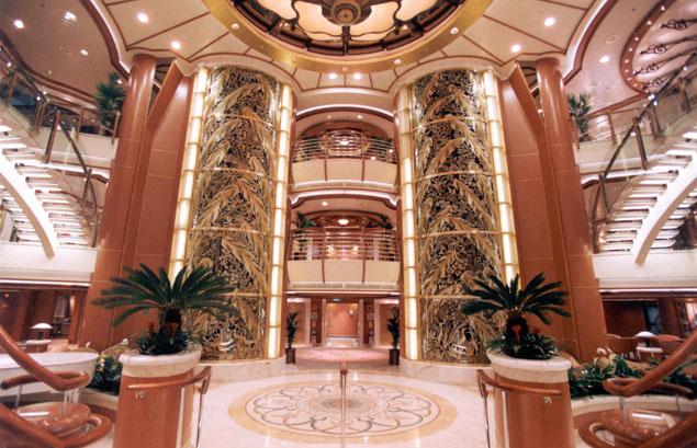 Golden Princess Cruise Ship Photos Schedule