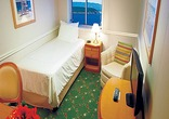 Single Outside Stateroom