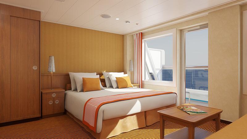 Carnival sunshine cruise ship photos schedule for Miracle magic bathroom