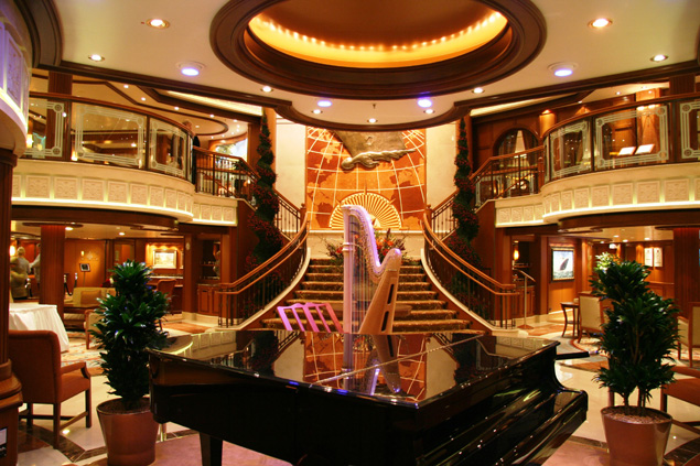 Cunard Christmas Cruises