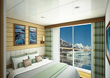 Category 4 Balcony Stateroom