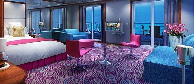 Pride of america cruise ship photos schedule for Cheap cruise balcony rooms