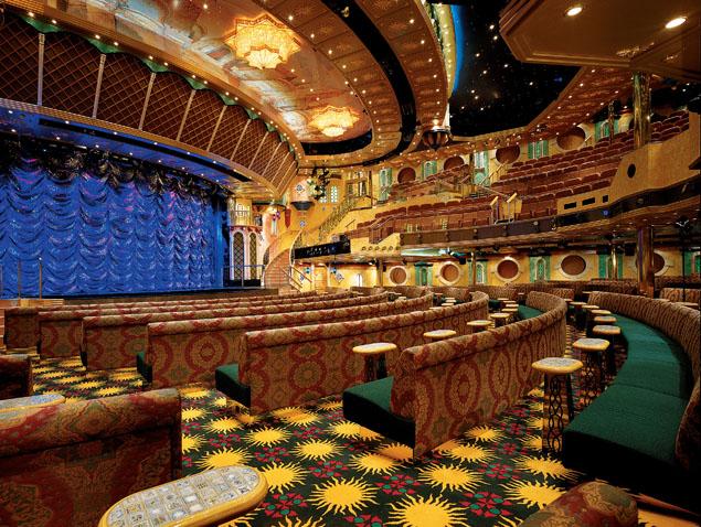 Carnival Legend Cruise Ship Photos Schedule