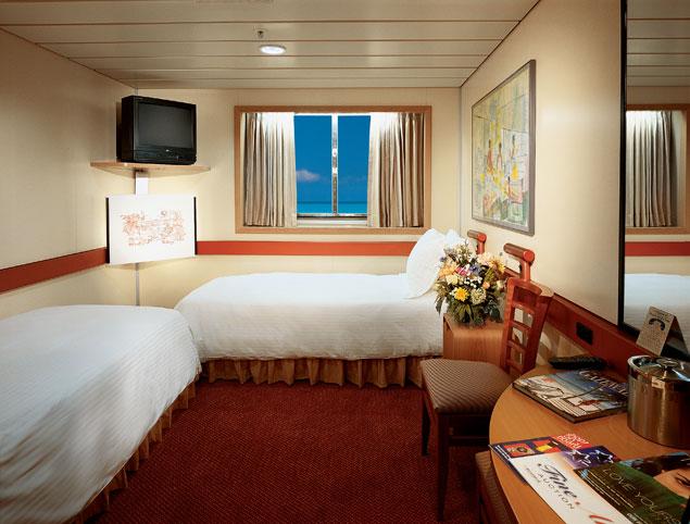 Carnival Paradise Cruise Ship Photos Schedule