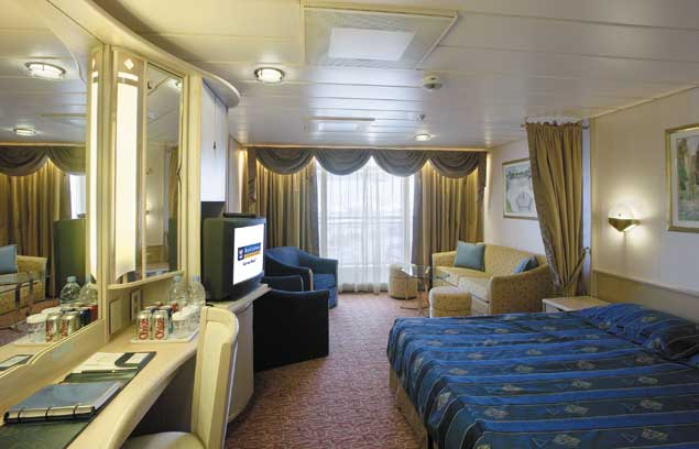 Vision Of The Seas Cruise Ship Photos Schedule