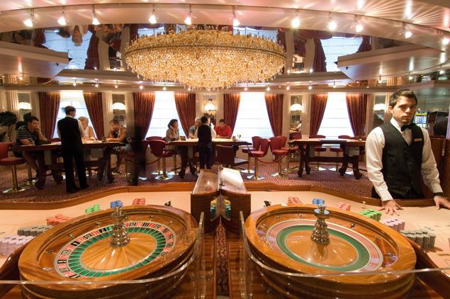 Msc cruises casino jobs