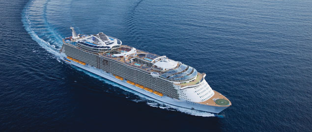 Allure Of The Seas Cruise Ship Photos Schedule Itineraries - Cape canaveral cruise ship schedule