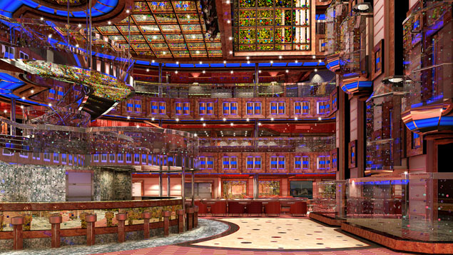 Carnival Dream Cruise Ship Photos Schedule