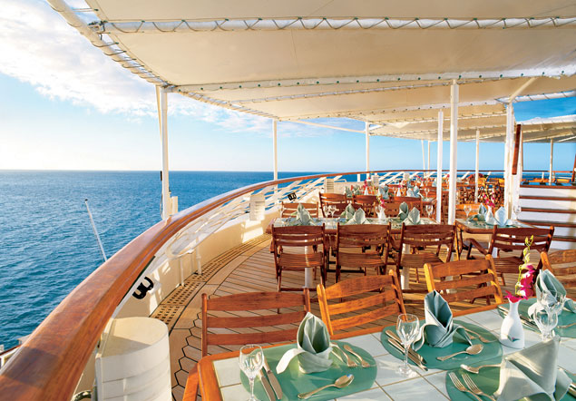 Image result for seabourn quest deck lounge