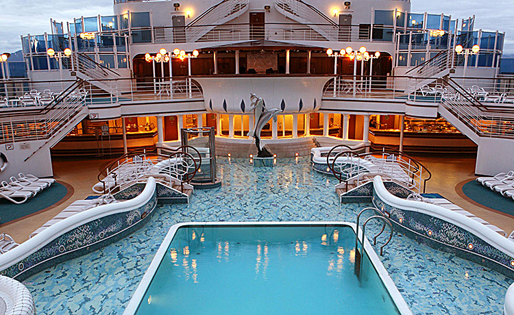 Diamond Princess Cruise Ship Photos Schedule