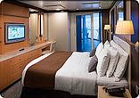 Spacious AquaTheater Suite - 1 bedroom