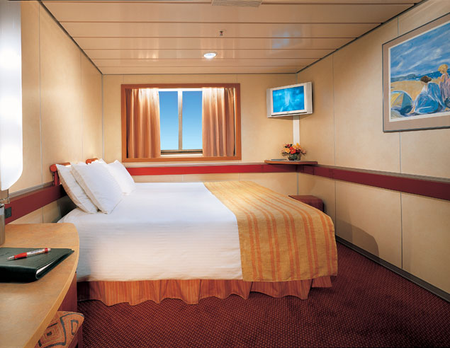 Carnival sensation cruise ship photos schedule for Balcony cabin cruise deals