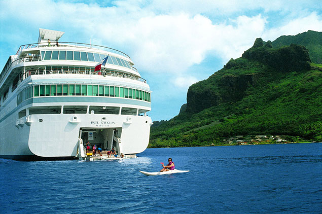 Ms Paul Gauguin Cruise Ship Photos Schedule Itineraries - Ms paul gauguin