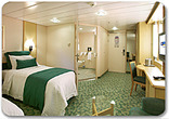 Interior Stateroom Accessible