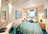Fantastica Oceanview Stateroom
