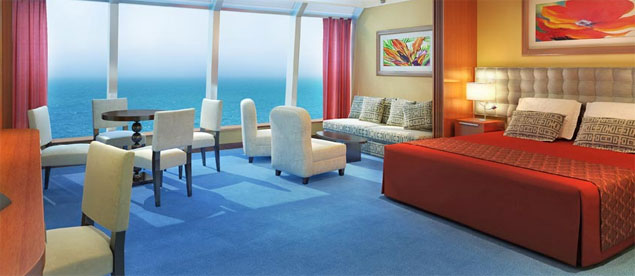norwegian dawn 2 bedroom family suite with balcony | www ...
