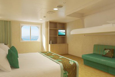 Carnival Breeze Cruise Ship Photos Schedule Itineraries - Best rooms on a cruise ship carnival