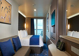 Mini-Suite with Large Balcony