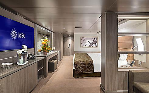 Msc Seaside Cruise Ship Photos Schedule Amp Itineraries