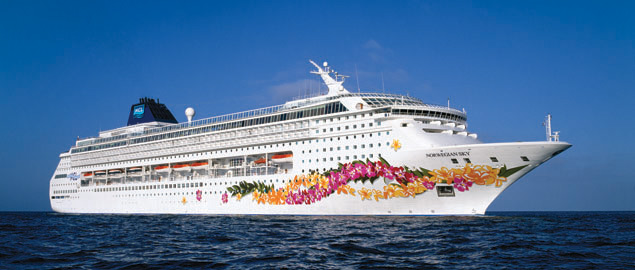 Norwegian Sky Cruise Ship Photos Schedule Amp Itineraries