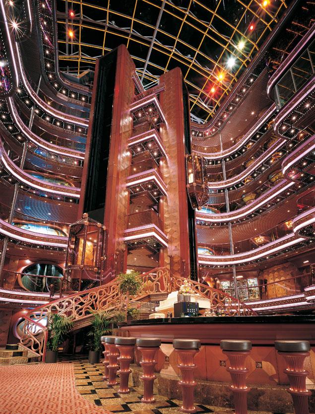 Carnival Elation Cruise Ship Photos Schedule