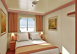 Interior Stateroom with Picture Window (Walkway Views)