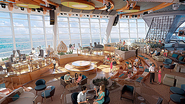 Anthem Of The Seas Cruise Ship Photos Schedule Itineraries - Anthem of the seas itinerary