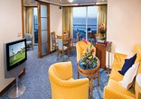 Owner's Suite with Large Balcony