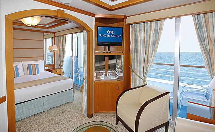 Sea Princess Cruise Ship Photos Schedule Amp Itineraries