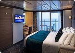 AquaTheater Suite (One Bedroom) with Balcony