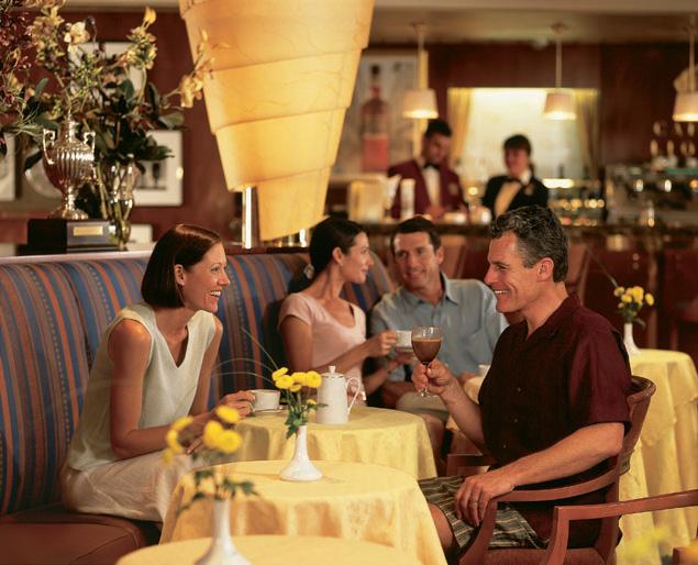 Celebrity Millennium Ship Information | CruisesOnly