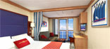Concierge Family Oceanview Stateroom with Verandah