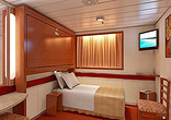 Interior Stateroom with Upper/Lower