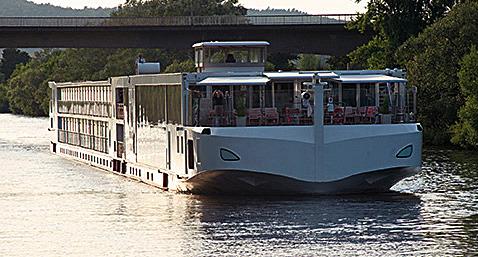 Viking Longship Mani